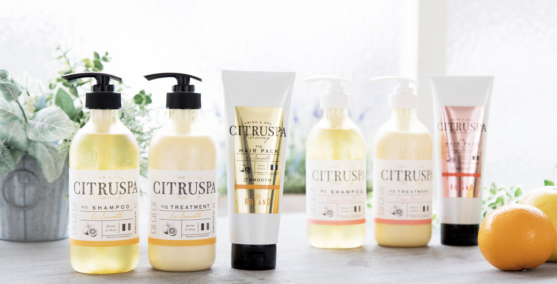CITRUSPA MV